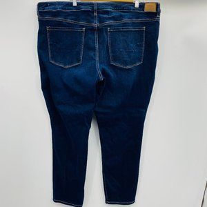 American Eagle Jegging Jeans Stretch 24 Denim